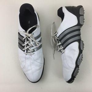 Adidas Men's Golf Shoes Size 15 US Tour 360 White